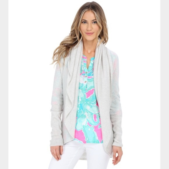 Lilly Pulitzer Sweaters - Lilly Pulitzer Cashmere Cardigan